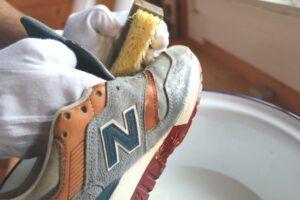 sneakers reinigen 1