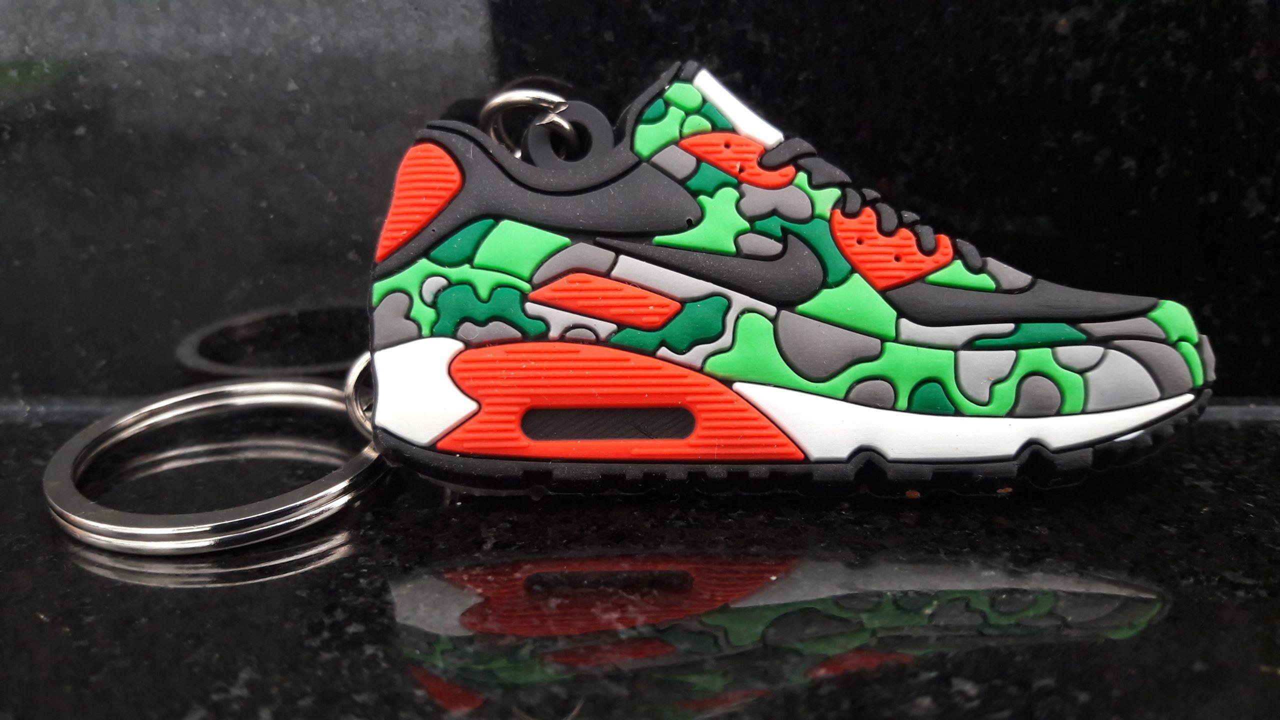 sleutelhanger sneaker
