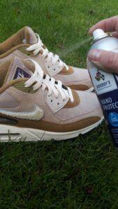 grasvlek sneakers
