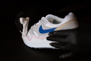 sneaker schoonmaken