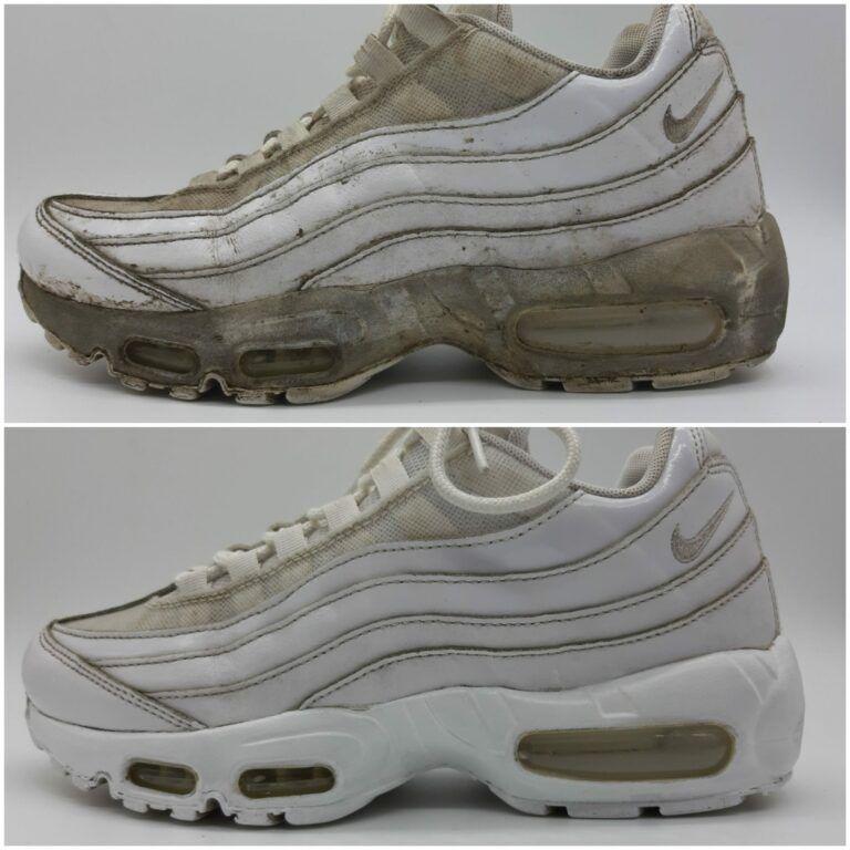 Refurbished sneakers