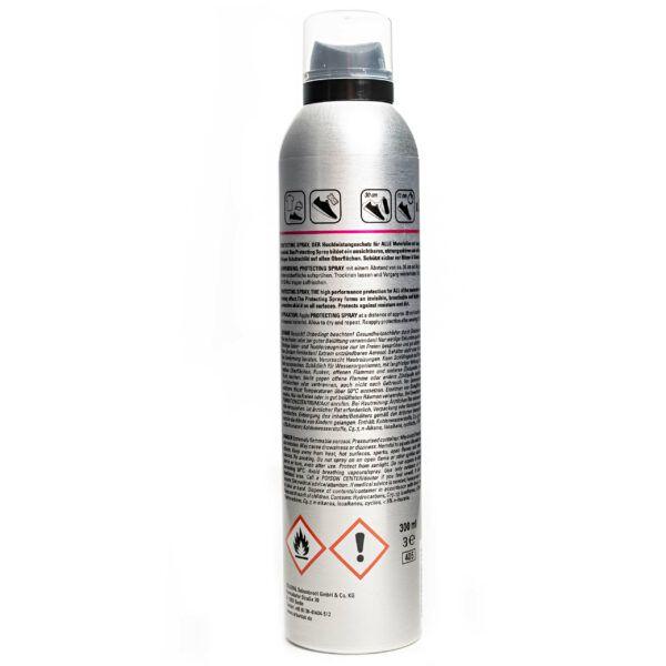 Carbon protection spray