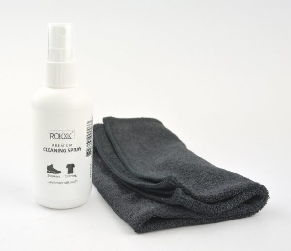 ROKXK Cleaning Spray met Microfiber Doek