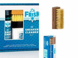 dr frisk set met brush