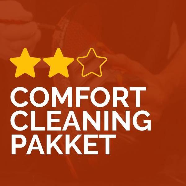 comfort cleaning pakket