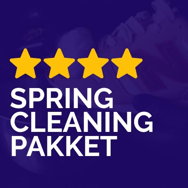 spring cleaning pakket