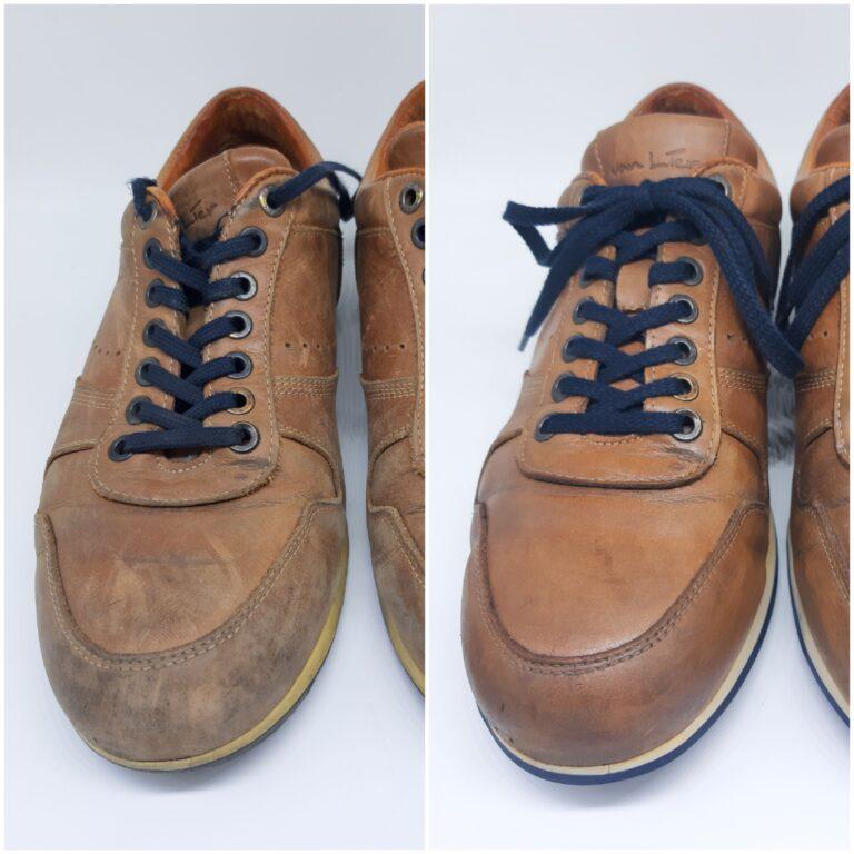 schoenen opknappen