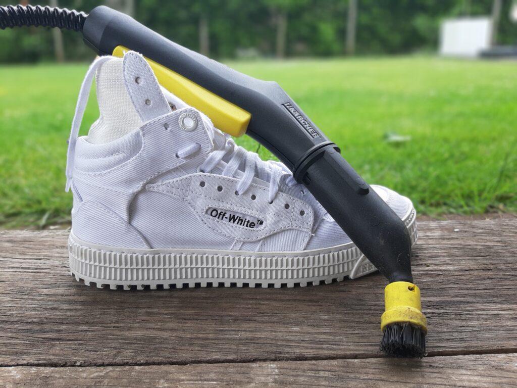 goed sneakers schoonmaken